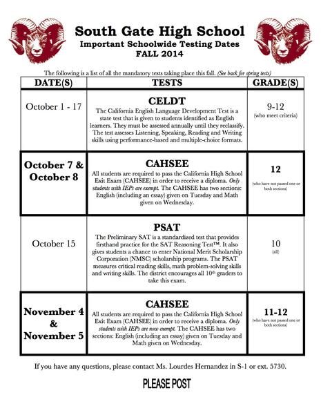 Fall14 Testing Calendar for all.jpg